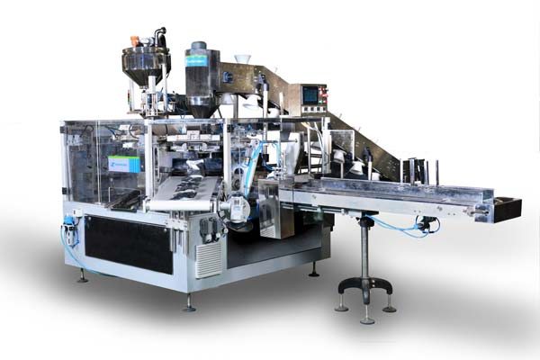 Nichrome revolutionising the packaging industry; Pick-Fill-Seal machine