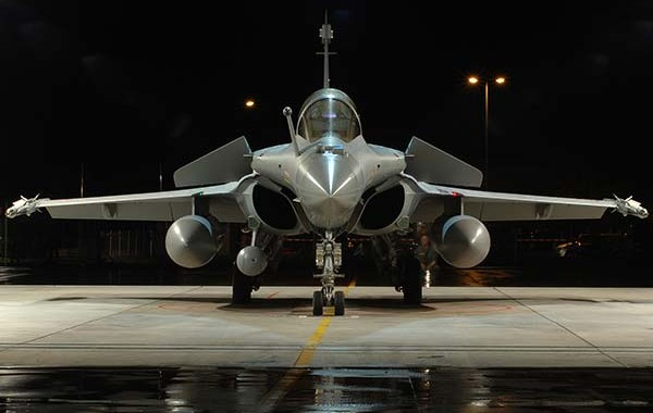 Congress slams BJP for buying only 36 Rafale jets instead of 126