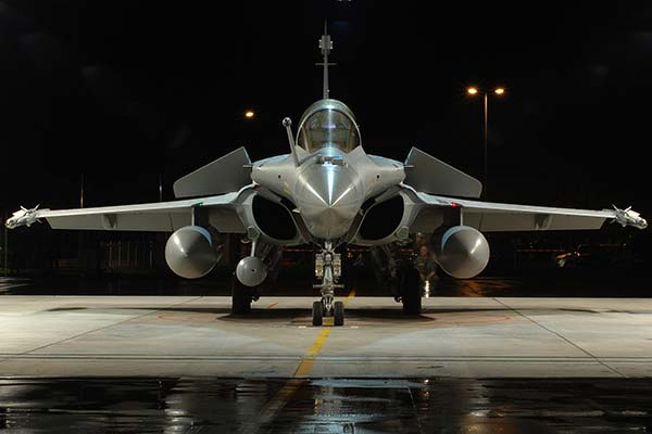 Progress on Rafale Fighter Aircraft Deal