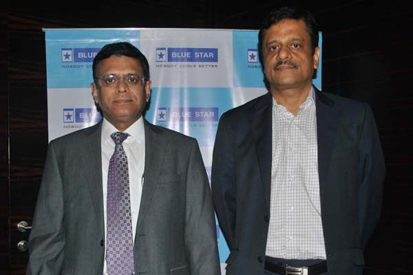 Blue Star targets double-digit market share in Room ACs in FY16