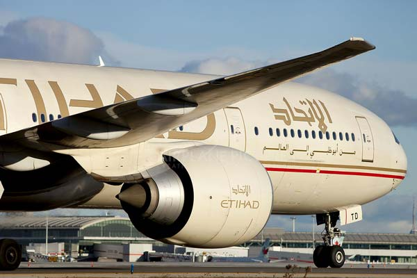 Etihad Airways bridges Abu Dhabi with Venice