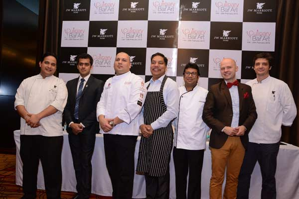 Learn to cook with master chefs at JW Marriott, Pune