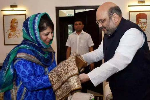 J&K govt formation: BJP, PDP formally announce alliance