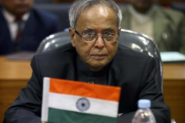 Prez Pranab Mukherjee arrives in Namibia; uranium supply may dominate talks