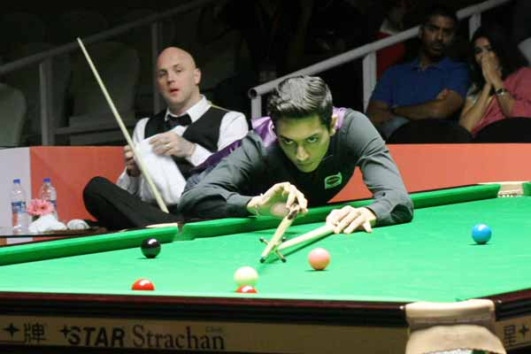 Indian Open Snooker: Aditya Mehta pips King to keep Indian interest alive