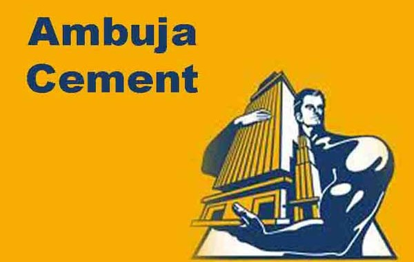 On order of Competition Commission of India (CCI)- Ambuja Cement