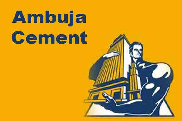 Ambuja Cements Limited : Ambuja cements limited standalone net profit after tax up