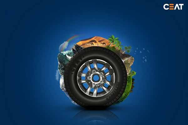 CEAT Expands Czar Range of Tyres