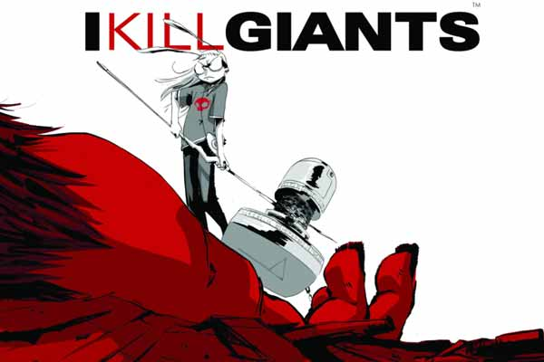"Award winning ""I Kill Giants"" manga gets Hollywood live-action film"