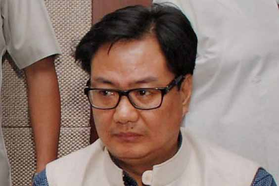 Kiren Rijiju inaugurates Pasighat Advanced Landing Ground in Arunachal Pradesh