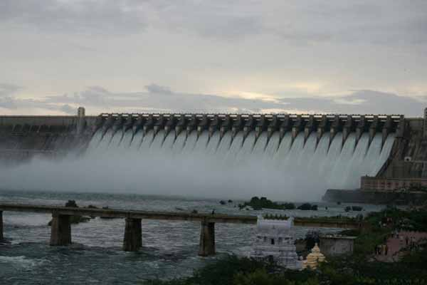 Storage Status of 91 Important Reservoirs of the Country