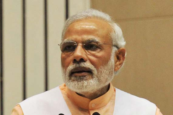 Modi attacks Nitish, calls him 'Arrogant'
