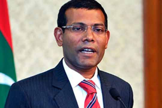 High Court throws out Nasheed's appeal against arrest order