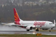 SpiceJet reports a net profit of INR 25.4 crore before exceptional item