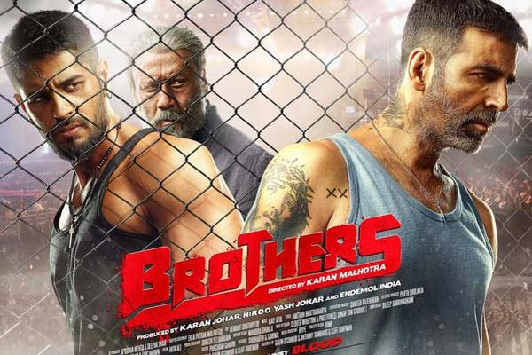 Brothers first look: Akshay & Sidharth brothers pitted against each other