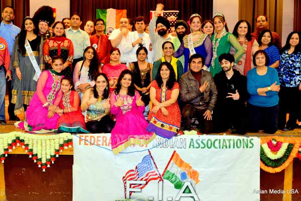 FIA Holi event heralds spring and engages Indo American community