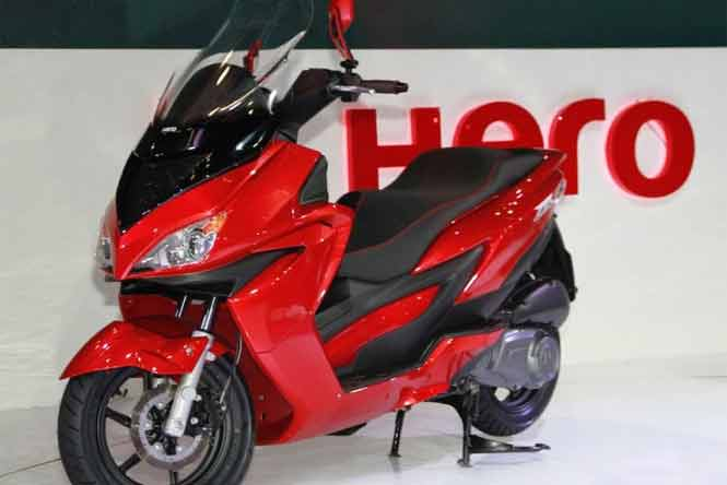 Hero Motocorp: 35 new launches for next three years
