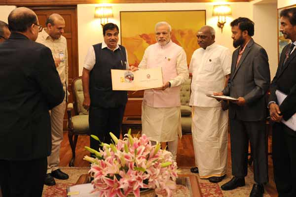 Delegation meets PM on National Maritime Day