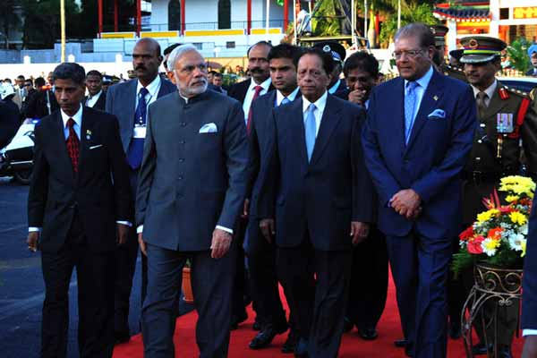 PM Modi offers $500mn credit for civil projects, as India-Mauritius ink 5 pacts