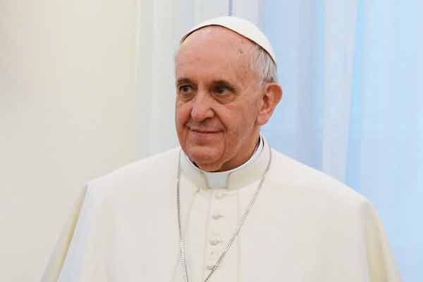 Pope condemns paedophilia; six-year-old girl's death shock Italy