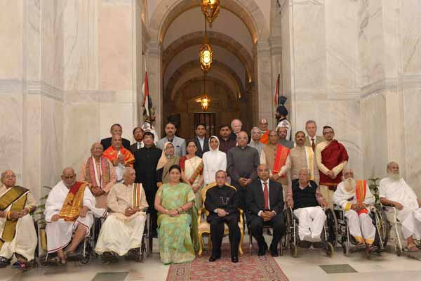 President's awards for Sanskrit, Pali/Prakrit, Arabic and Persian conferred