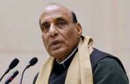 Union Home Minister Rajnath Singh reviews Border Area Projects