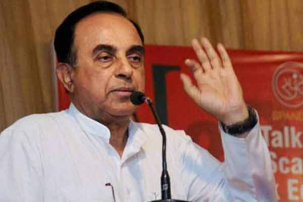 Peasants' body files case against BJP leader Swamy