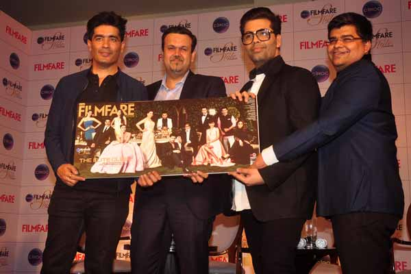Unveiling the Special Ciroc Filmfare Glamour & Style Awards Issue