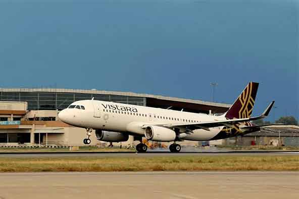 Vistara launches services to Pune, daily return flights  from New Delhi