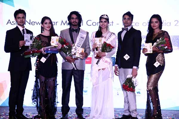 Asia New Star Model Contest- Face of India 2015 turned out to be a grand success!