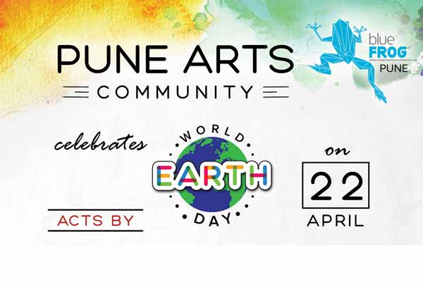 Pune Artists come together to celebrate Earth Day