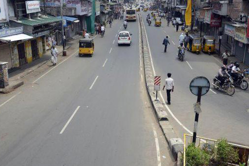 Cauvery issue: Normal life hit by 12-hour Karnataka bandh