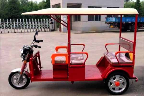 E-rickshaws to run on Delhi's roads once again