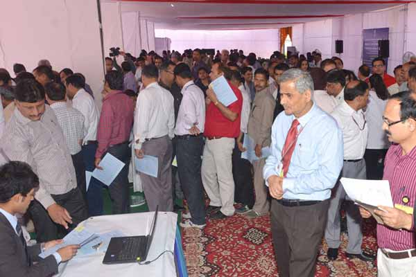 Health Ministry organises a Health Screening Camp to mark World Health Day