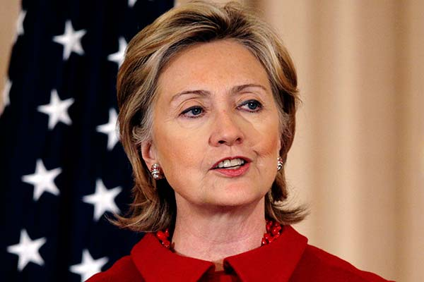 US Presidential run: I will be Democratic presidential nominee, says Hillary Clinton