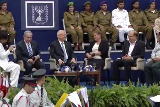 Israel's Prez Medal of Excellence awarded to Indian-origin soldier