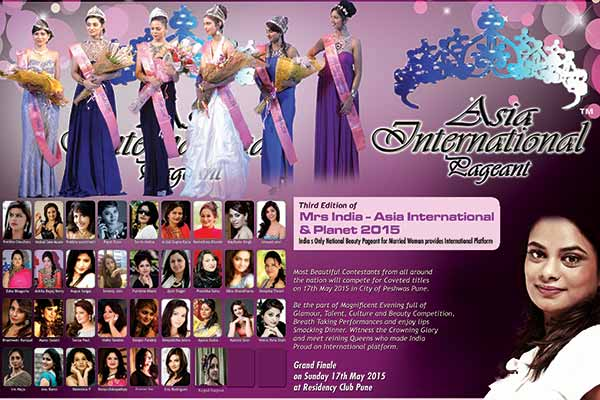 India's Only Beauty Pageant for Married Woman will be Hosted In Pune