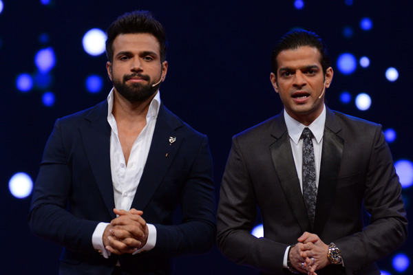 Karan Patel and Rithvik Dhanjani to Bro-mance on Nach Baliye 7