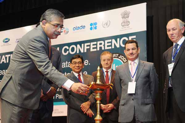 Inauguration of 12th International Joint Organization Data Initiative (JODI)