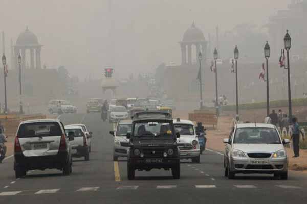 Despite a dip in mercury, air quality remains very poor in the Capital