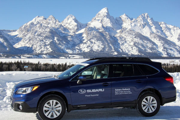 Subaru of America partners with National Park Foundation to celebrate National Park Service Centennial