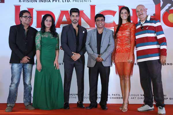 "Gautam Gulati to debut in R-Vision's movie ""Udanchhoo"" to be directed by Vipin Parashar"