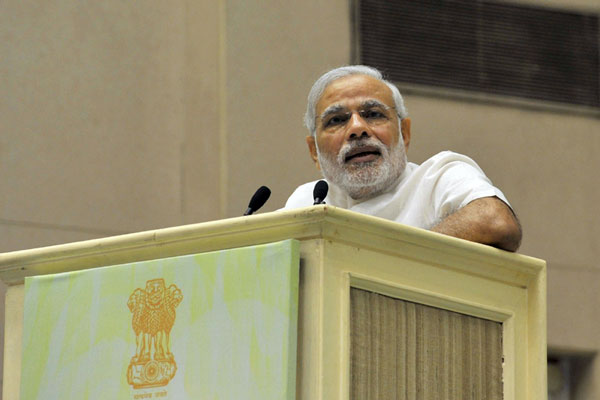 PM urges people to record voice messages for 'Mann Ki Baat'
