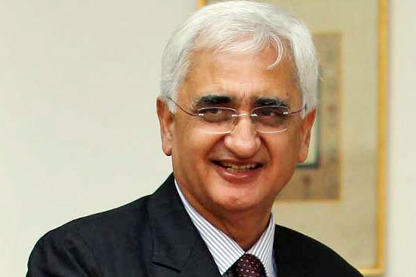 Salman Khurshid: Pak attempting to ward-off responsibility of 'inhuman' 26/11 attacks