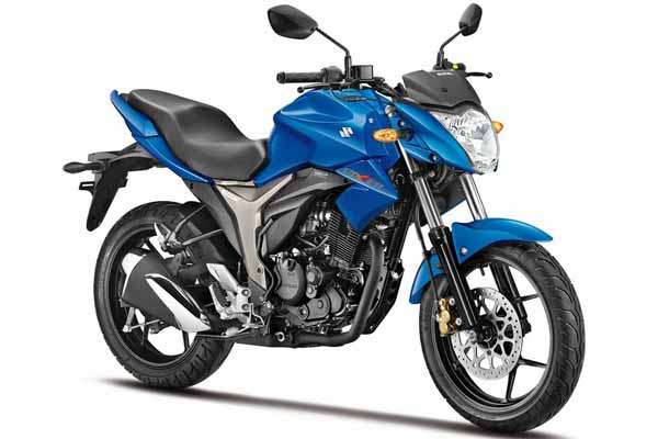 Suzuki launches Gixxer new variant SF for Rs 83,439