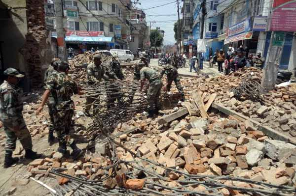 Nepal quake: Operation Maitri by Army