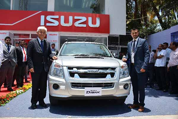 Isuzu Motors India (IMI), a subsidiary of Isuzu Motors Limited, Japan, has announced a key change in the management w.e.f February 14, 2016