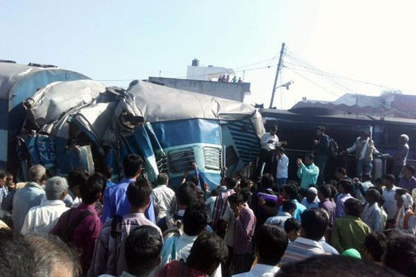 One dead, six injured as Muri Express derails in UP
