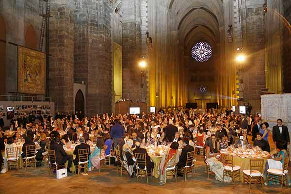 AIF raises $2.85 million at New York City Gala