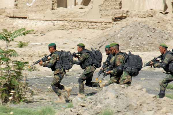 Wide-scale operations by Afghan army, cops: 120 Taliban, ISIS militants killed